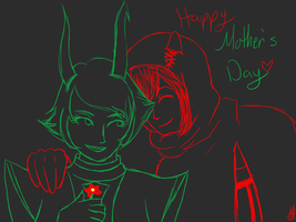 Mother's Day by CharmArtist