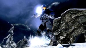 Halo 3 - Striking a Pose by Locke-357