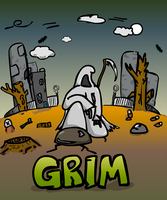 Grim the Reaper by Jay-Hobbit