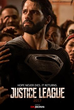 justice league poster by perfectionist7