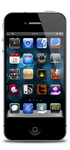 Simple Springboard iPhone 4 by Laugend