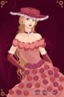 The Rose Princess by LadyIlona1984