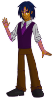 Ben Welcomes You To Night Vale by Questern