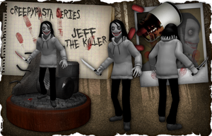 Creepypasta Series 7: Jeff The Killer by dimelotu