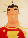 SHAZAM by mudsley