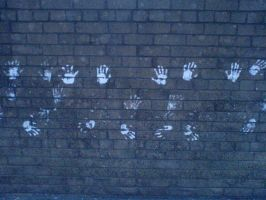Urban Handprints Issue Two by futuresmiles