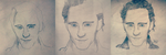 Progress Pic - Tom Hiddleston (The Hollow Crown) by thequeenofapples