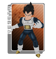 Vegeta (Brawl) by LookBeyondYou