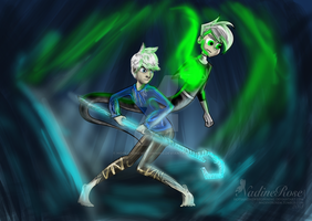 Danny Phantom May Challenge: Day Four by HopeandNewBeginning