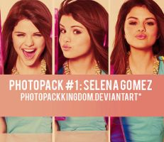 Photopack #1 : Selena Gomez . by photopackkingdom