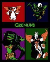 Gremlins by RetardMessiah