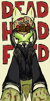 Request 02 ~ Dead Head Fred by DoggonePony