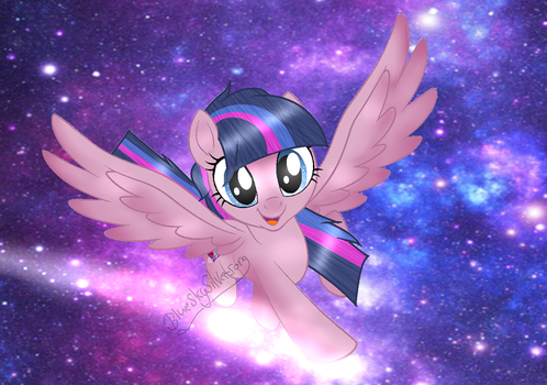 MLP Movie is coming soon by BlueSkySilverSong