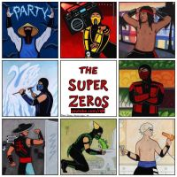 The SuperZeros by ghettotaekwondo