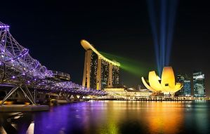Marina Bay Singapore 03 by josgoh