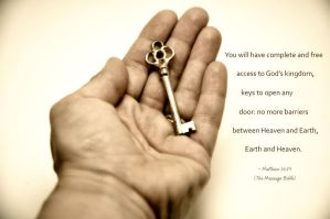 The Key by JennBowers