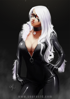 Black Cat by SourAcid