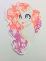 {G} new paper- style by Chargerwuvsstarbucks