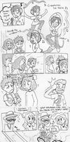 Band of Forum Comics. by taeshilh
