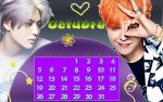 Wall Octubre Taemin and GD by RainboWxMikA