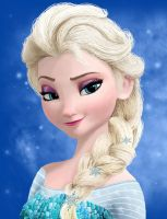 Elsa the Snow Queen by Mmoto53