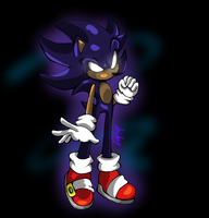 Dark sonic by W1CK3D-B1TCH