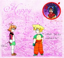 Max and Emily - Valentine? by Aislin-Le-Fay