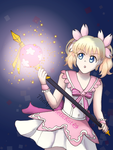 Magical Girl Alice! by TheApatheticKat