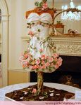 Party Dress Cake by pinkcakebox