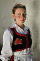 The Hungarian Girl by MsLaurethil