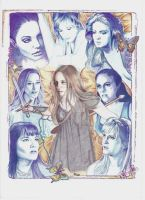 No title Ballpoint Pen by Angeliqueperrin
