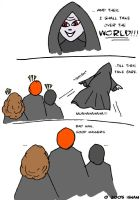 Voldemort... is a good man? by isnani