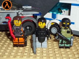 Lego Half-Life Characters 1 by weskerchild117