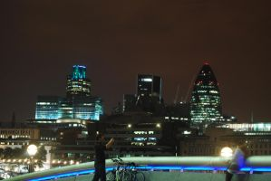 City of London by dysio