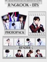 Photopack and Render JungKook by MiuHXB 150114 by MiuHXB1999
