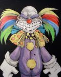 Clown by NickPalazzo
