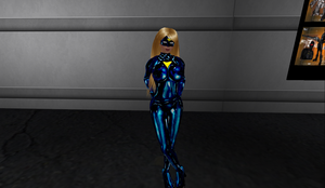 Empowered in Second Life 1 by leahsapphire