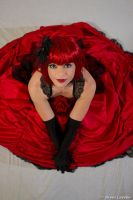 Like a red, red rose... by HollyGloha