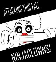 Ninja Clown by Avlo-Jack