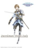 HRPG- Swordsman Italy by koulin