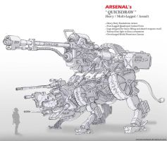 Quickdraw by NOMANSNODEAD