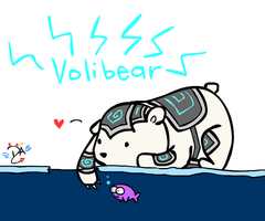League Of Legends - Volibear by dcheeky-angel