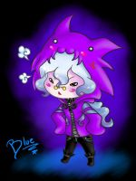 Chibi Lure Purple by Bludile