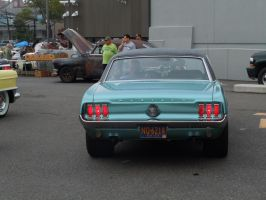 1968 Ford Mustang by Brooklyn47