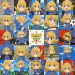 Inazuma Eleven Angelo Gabrini Collage by IchinoseZanardi16