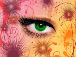 Eye of the Tiger Lilly by harrisbones