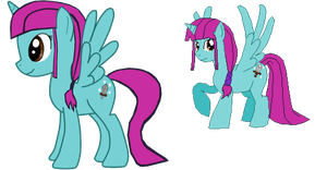MLP Colorfly vectors by DMN666