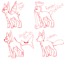 Splice Adopts (wip) Theme: CANDY by Late-Night-Cannibals