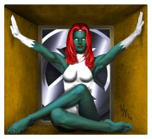 Mystique by quibly