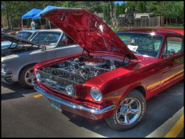 '65 Fastback HDR by metro